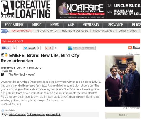 EMEFE_BrandNewLife_BirdCity_CL_Recommends_by_Chad_Radford